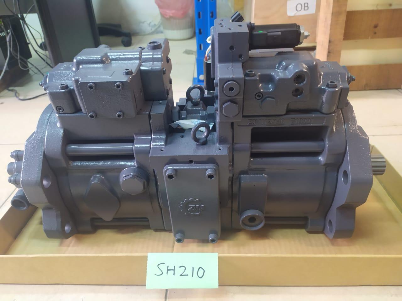 Spare Part Hydraulic Pump SH210